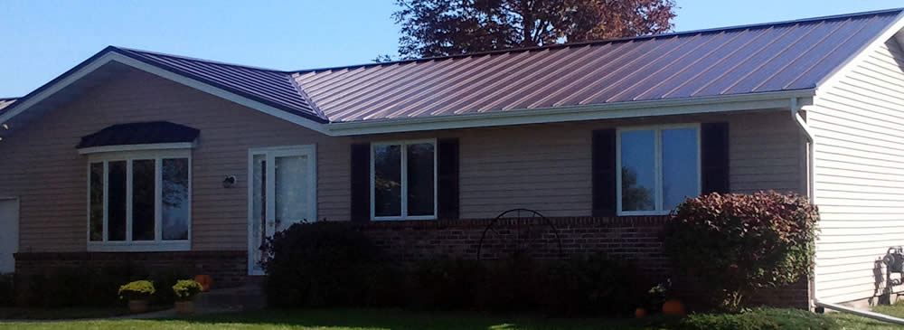 Standing Seam Steel Roofing Company near me