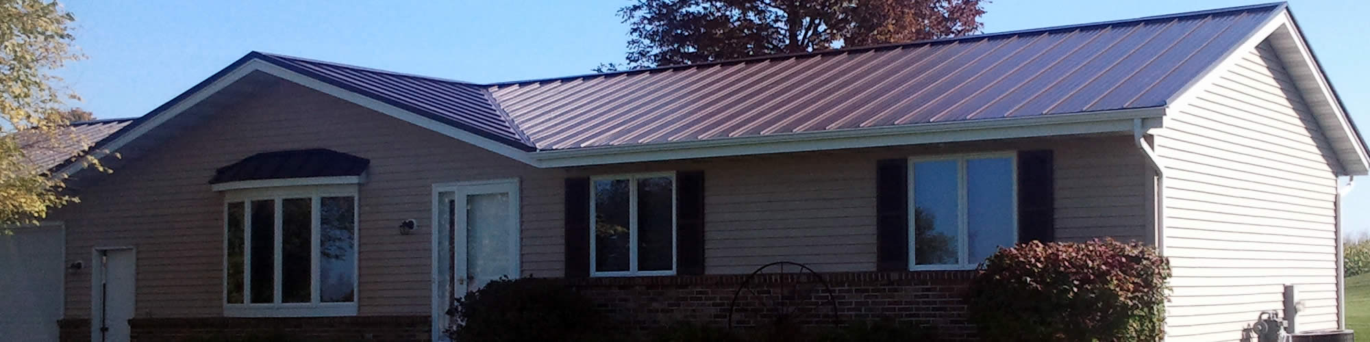 Standing Seam Metal Roofing Contractor near me